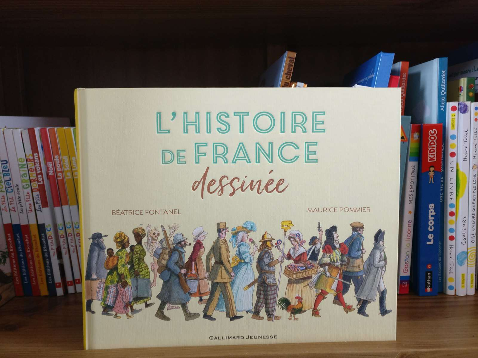 Histoire De France Mon Bazar Colore